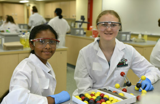 Girls Get WISE Summer Science Camp