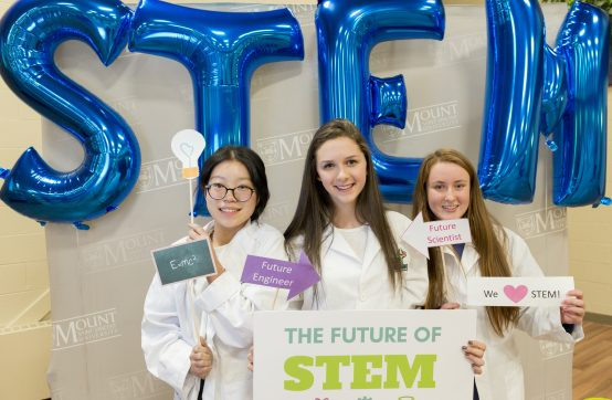 STEMaware Event Features Mount Science Alumnae
