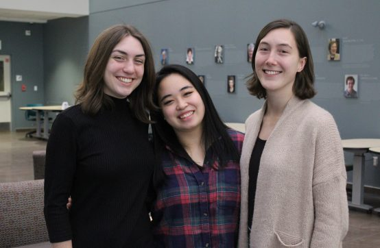Former Girls Get WISE Participants Studying at the Mount