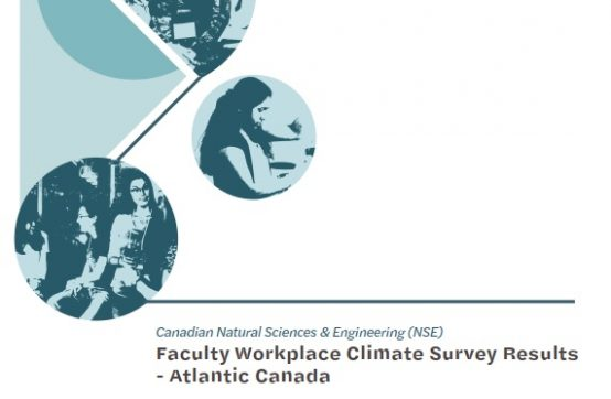 Faculty Workplace Climate Report - Atlantic Canada