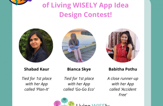 Living WISEly - Winner Announcement